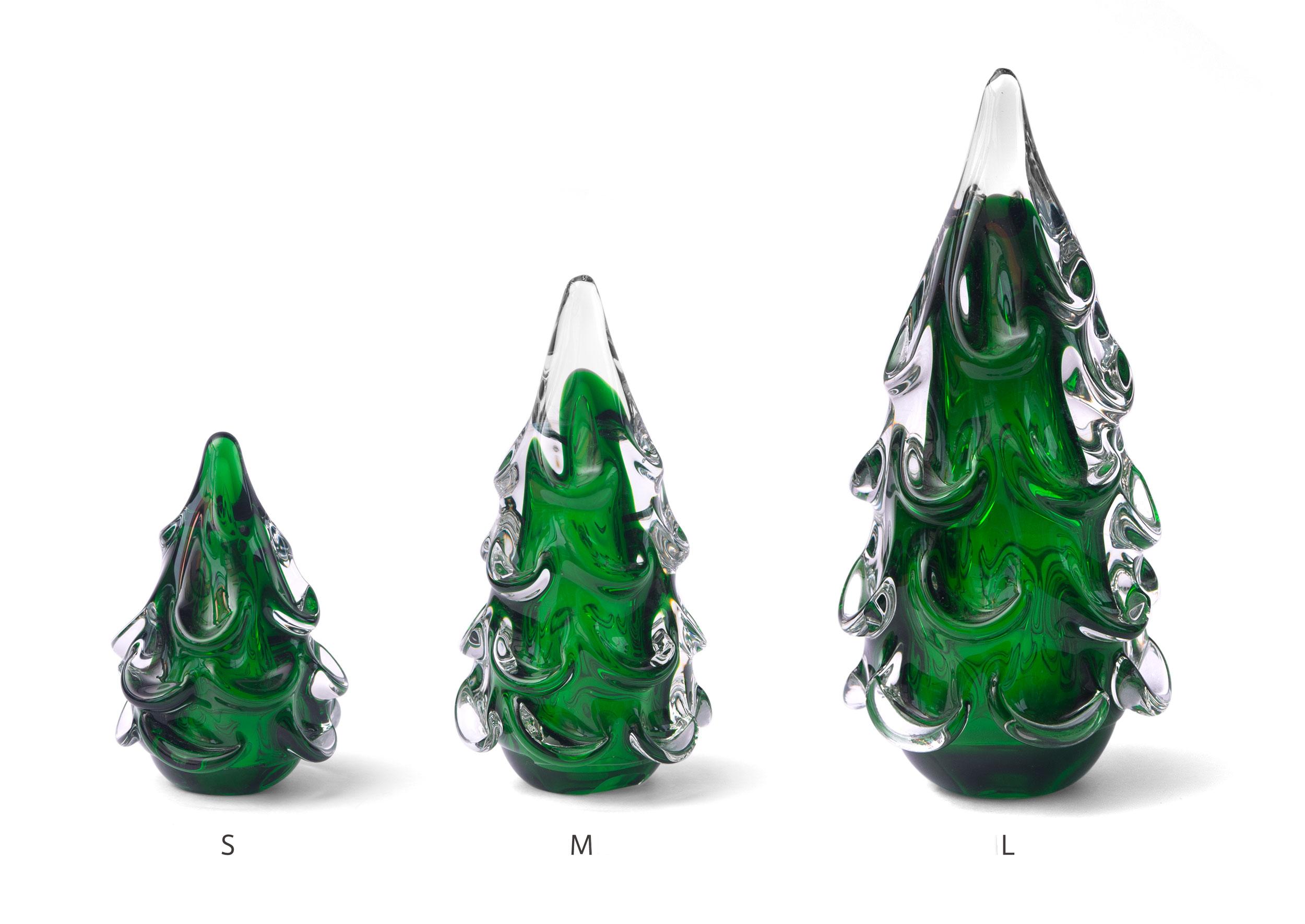 GLASS TREE / Green(L)
