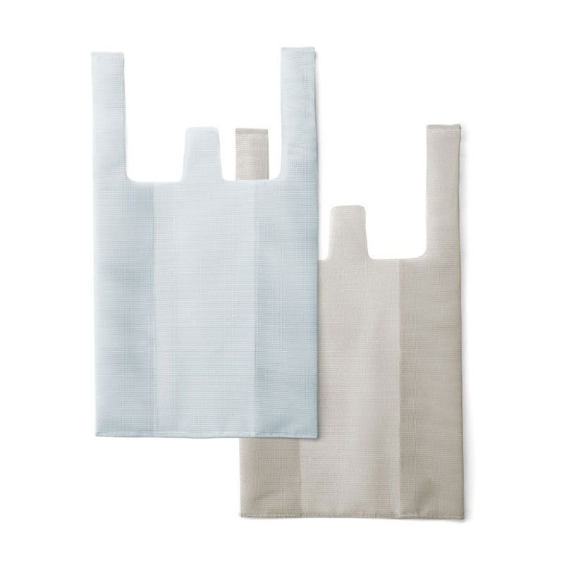 CONVENI BAG / White × Gray