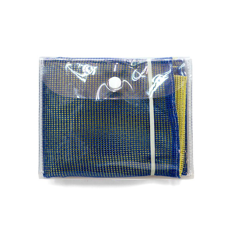 CONVENI BAG / Yellow × Blue