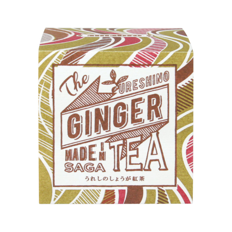 URESHINO GINGER TEA