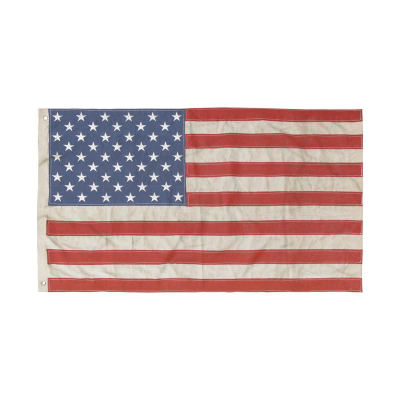 VINTAGE FLAGS-USA(L)