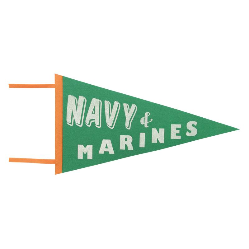PENNANT / Navy&Marines