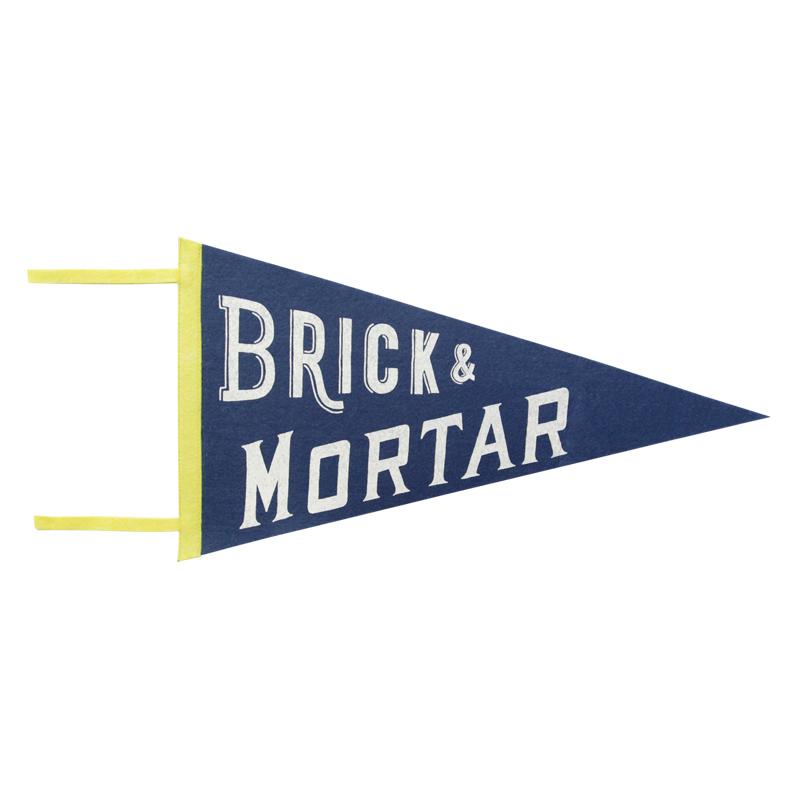 PENNANT / Brick&Mortar