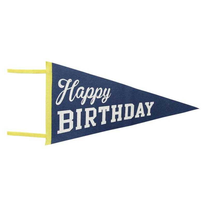 PENNANT / Happy Birthday