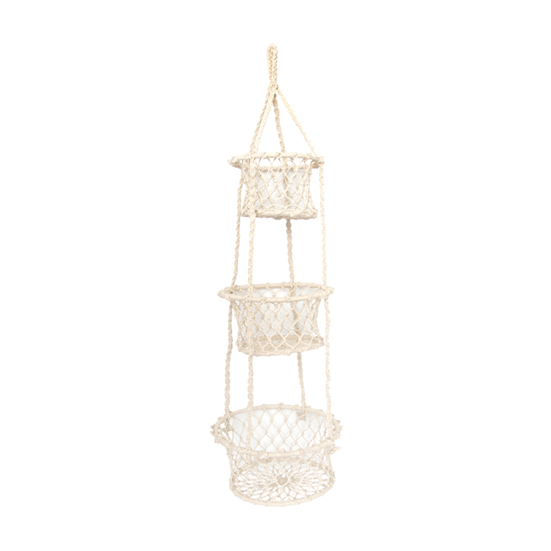 MCARAM -3-Basket- / White