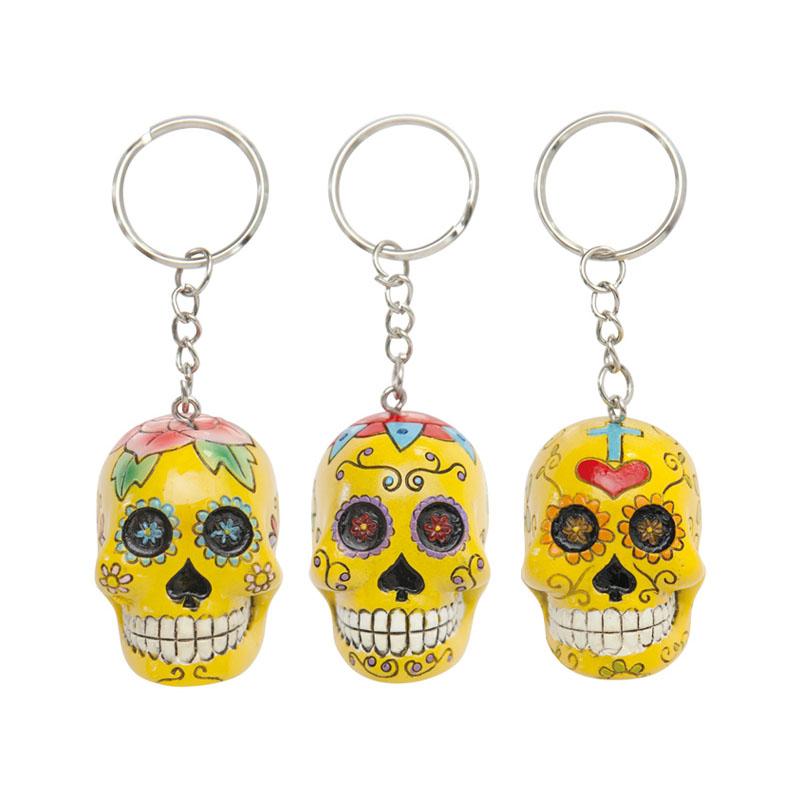 CALAVERA -Key Holder- / Yellow