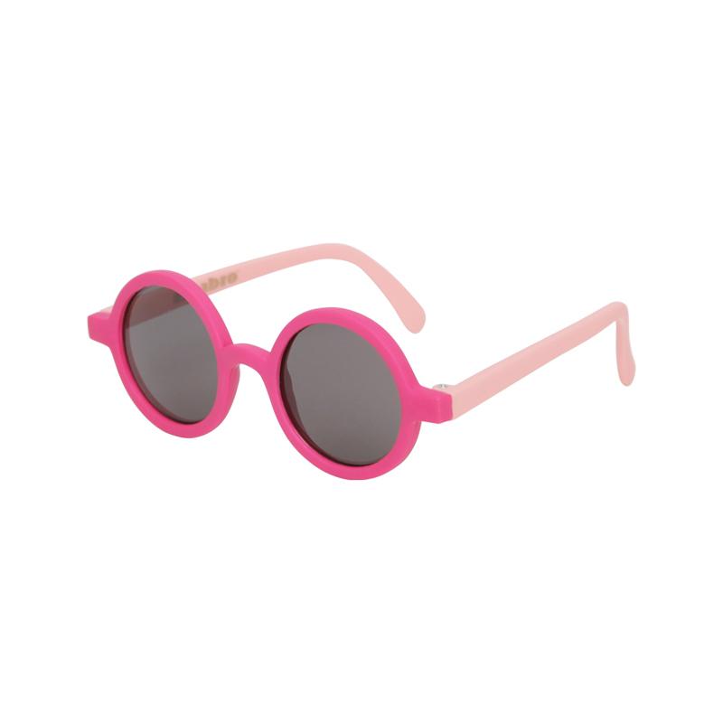 HONEY SUNGLASSES-Round- / Pink