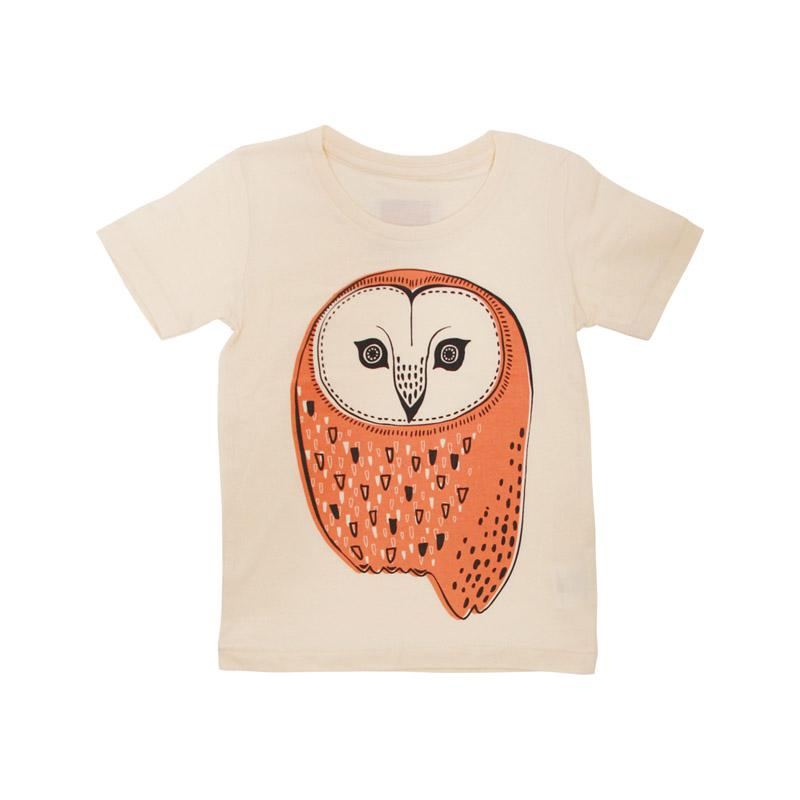 HONEY TEE / OWL (110cm)