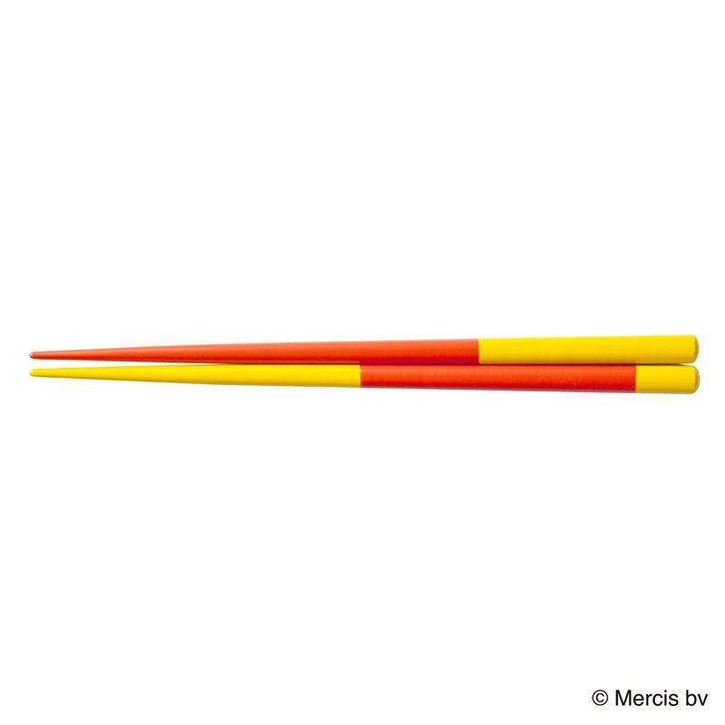 Dick Bruna Chopsticks / YELLOW×RED