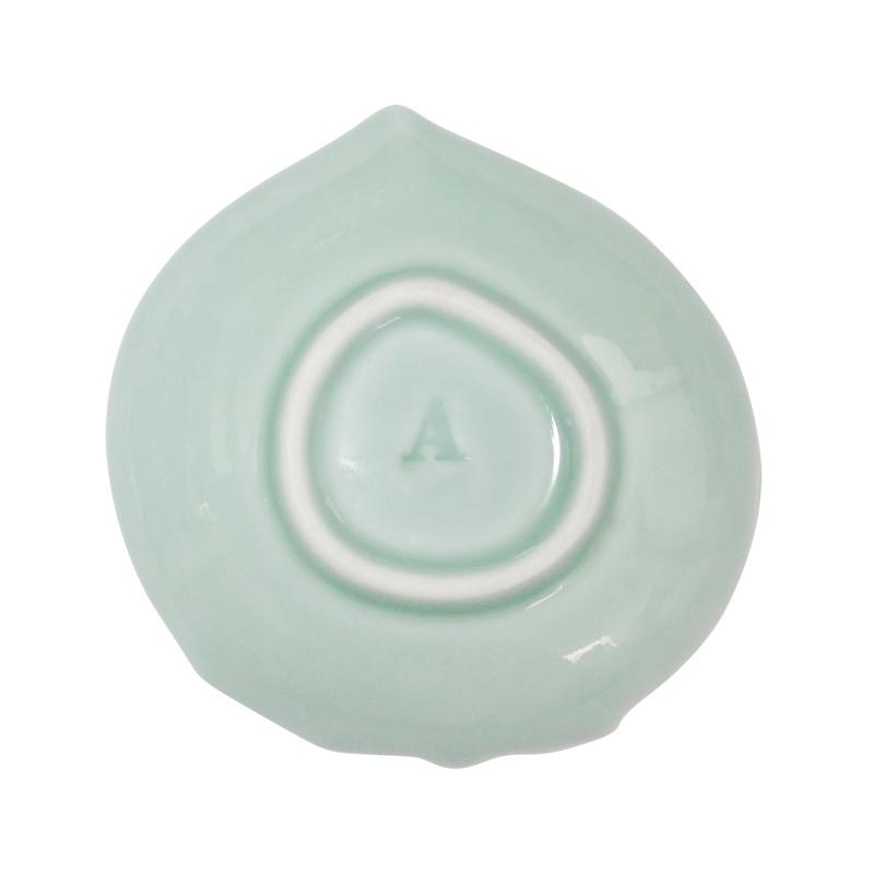 MAME 水玉桃形皿