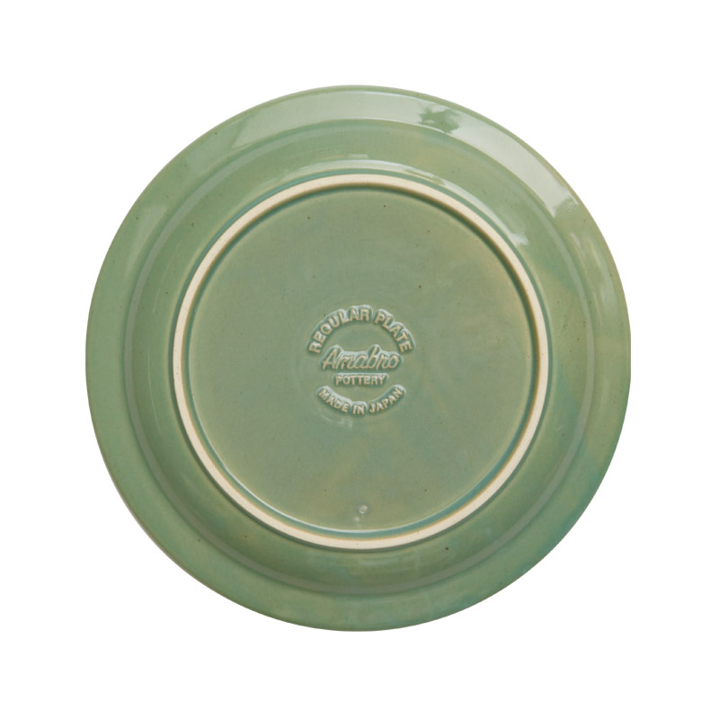 REGULAR PLATE / 均窯釉