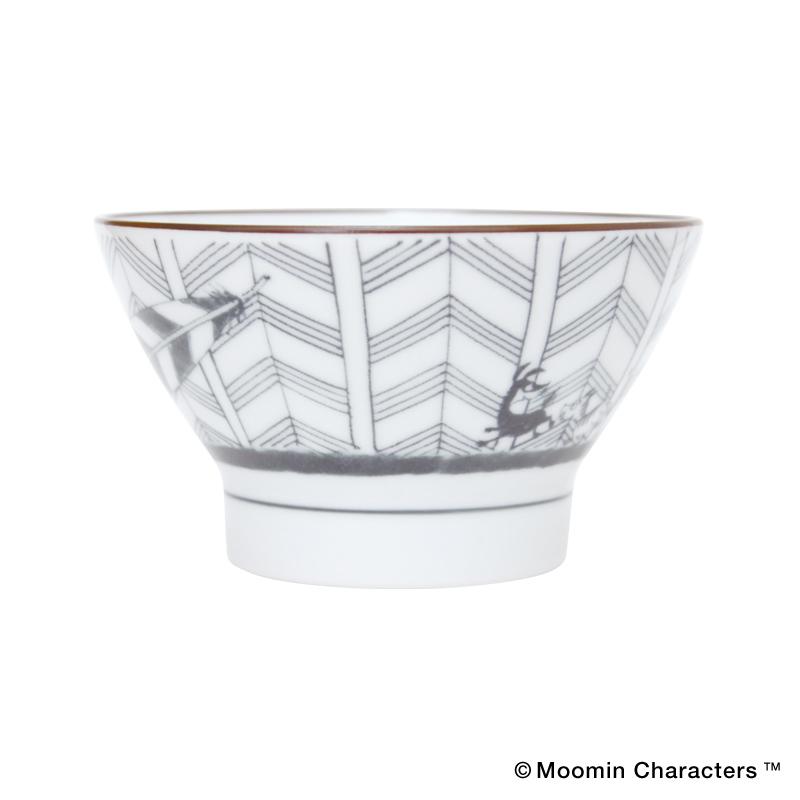 MOOMIN×amabro SOMETSUKE -CHAWAN- / Floating