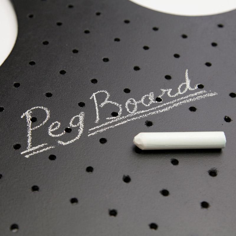PEG BOARD / Ribbon