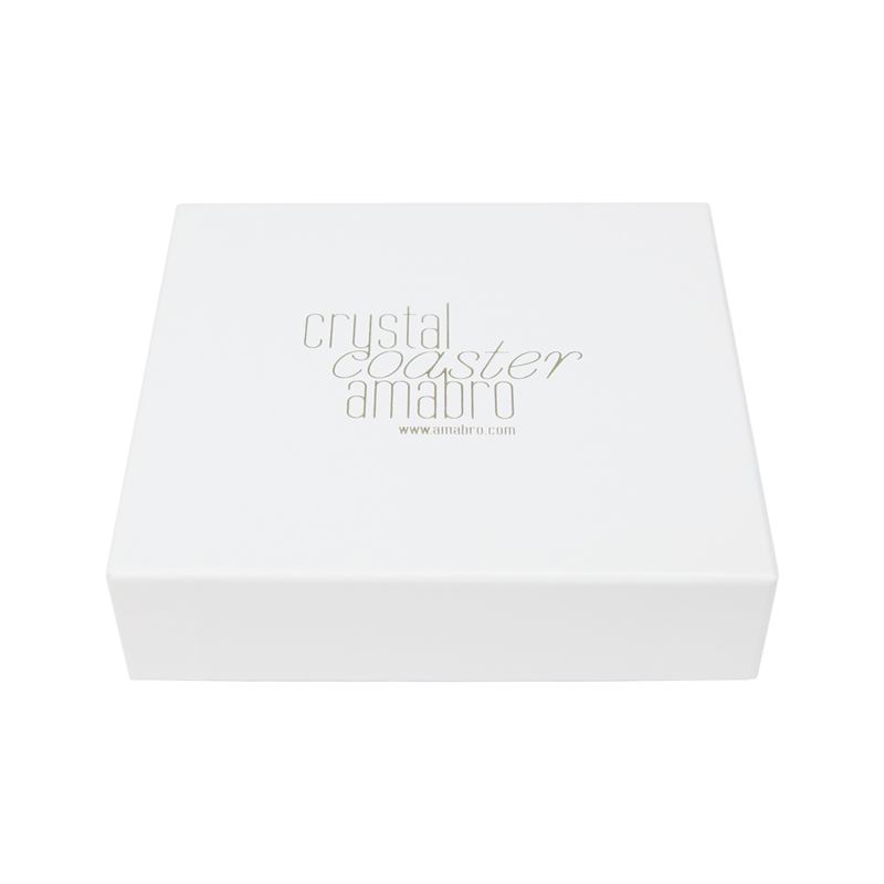 CRYSTAL COASTER GIFT PACKAGE