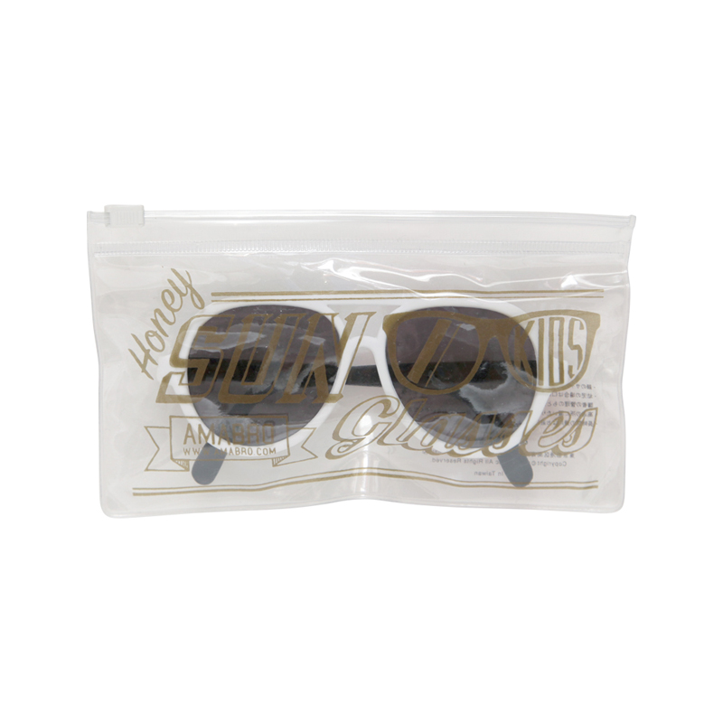 HONEY SUNGLASSES-Teardrop- / White