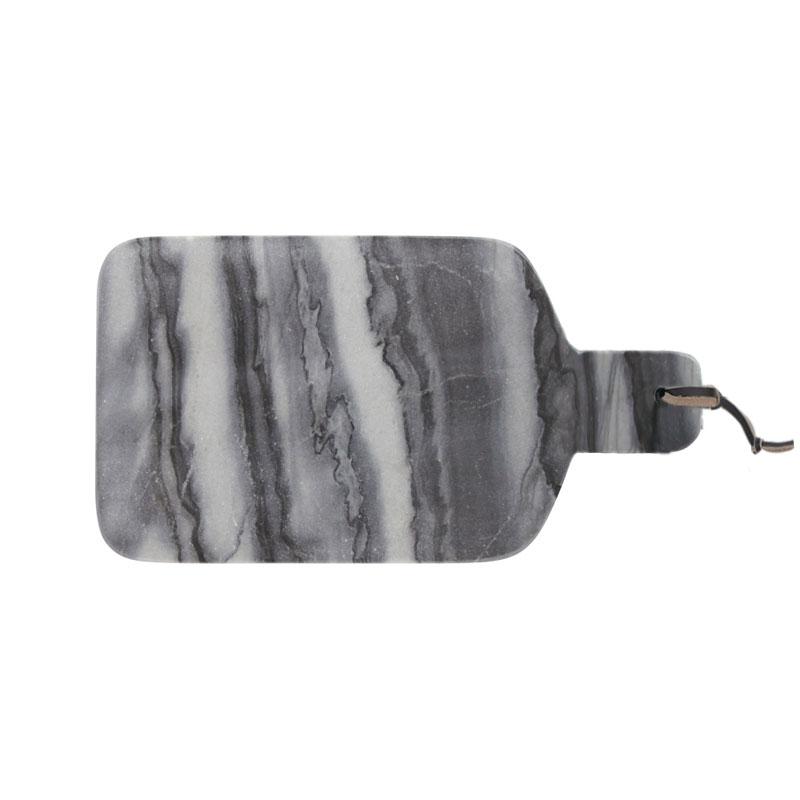 STONE CUTTING BOARD (Marble Gray)