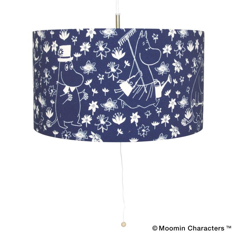MOOMIN×amabro AIZOME -PENDANT LIGHT- / Flower