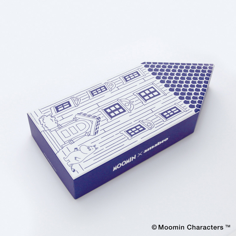 MOOMIN×amabro SOMETSUKE / 5枚組ボックスセット