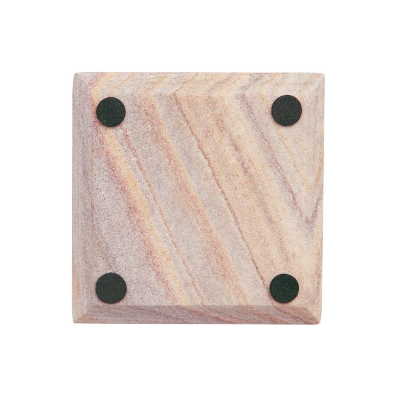 SANDSTONE COASTER / Marble