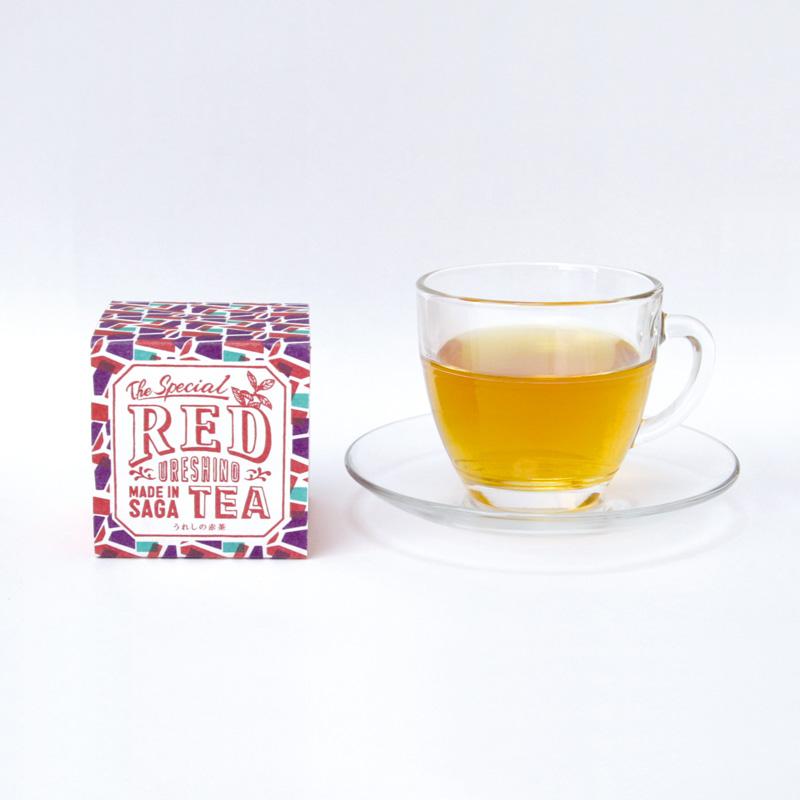 URESHINO RED TEA