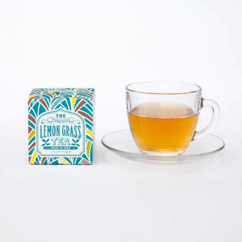 URESHINO LEMON GRASS TEA