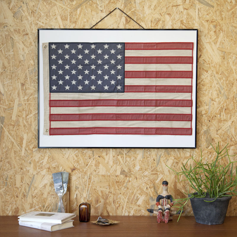 VINTAGE FLAGS-USA(S)