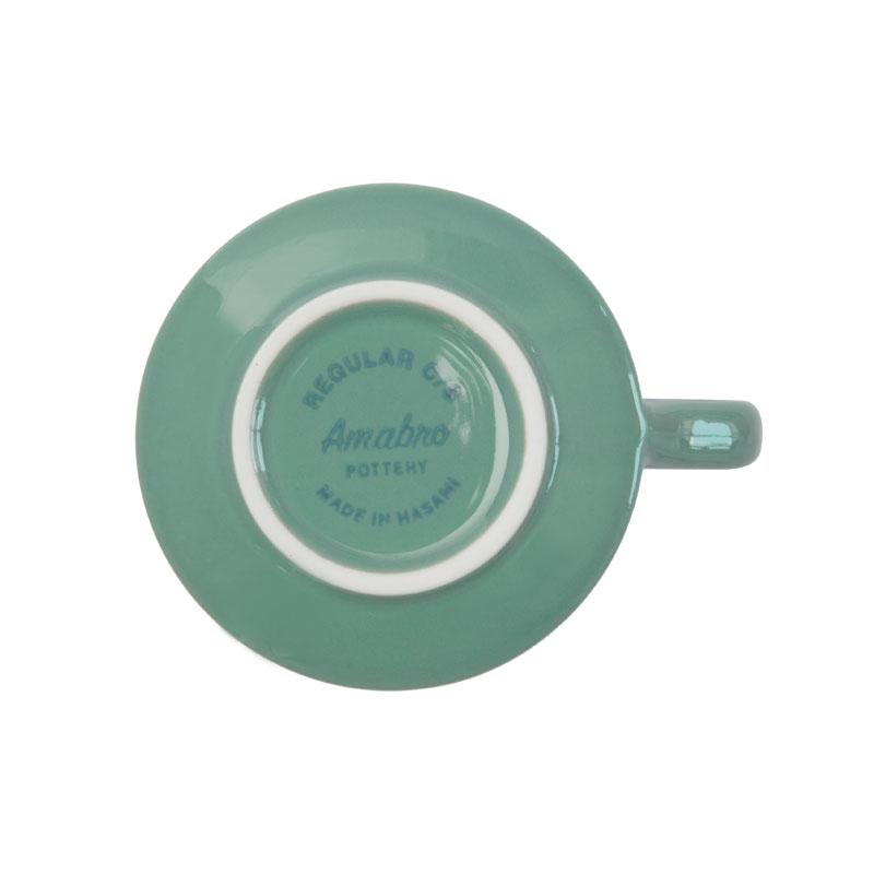 REGULAR CUP&SAUCER / 均窯釉