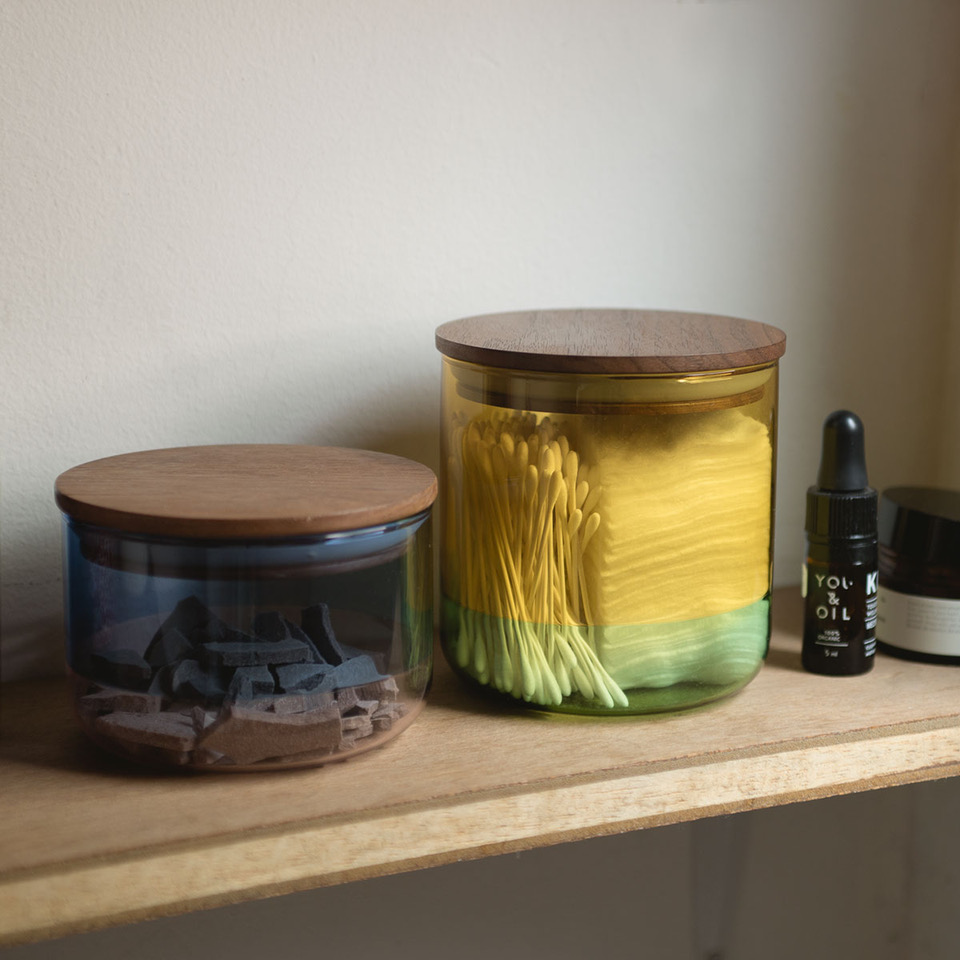 TWO TONE CANISTER(S)