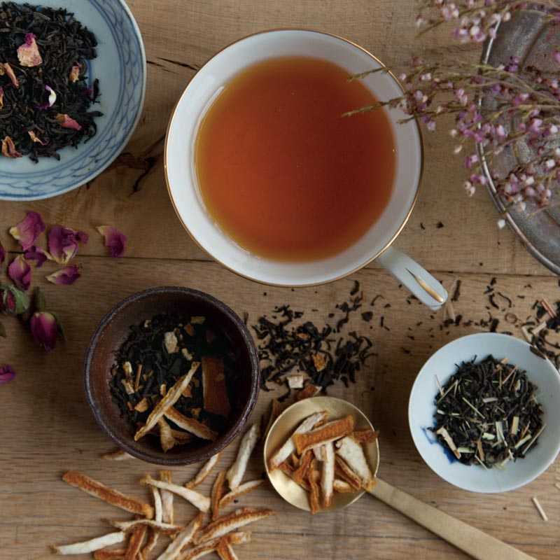 URESHINO YUZU TEA