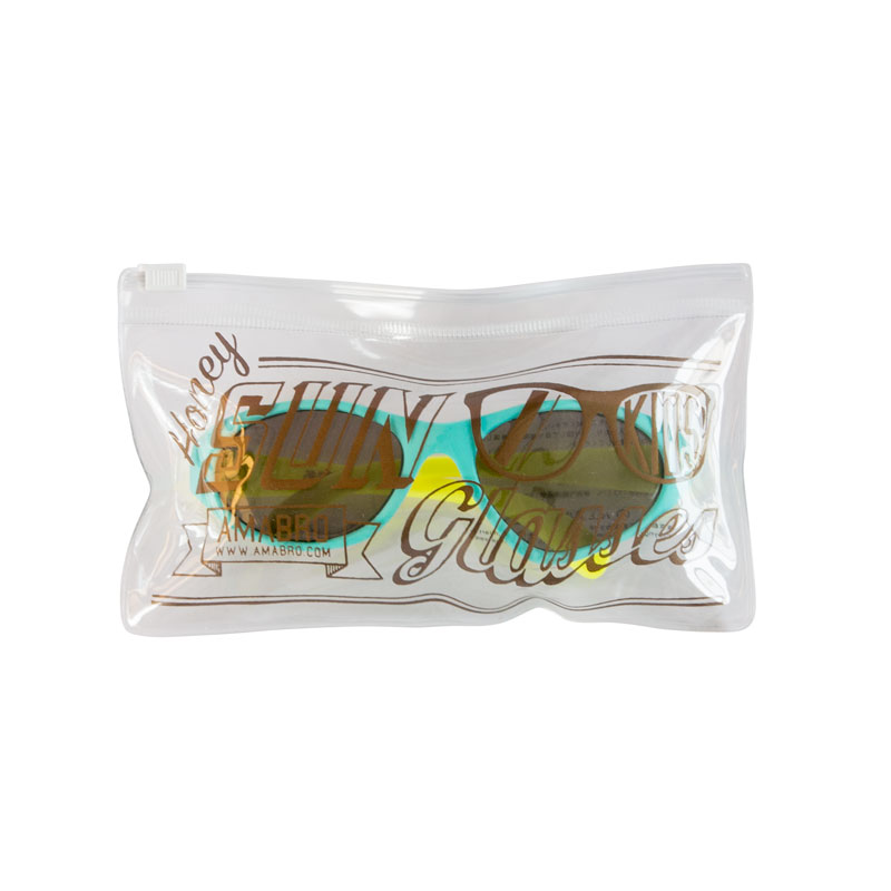 HONEY SUNGLASSES -OVAL- / Blue