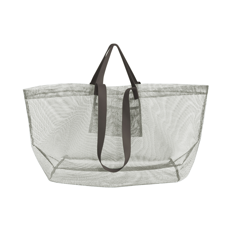 MESH CARRY BAG (Gray)