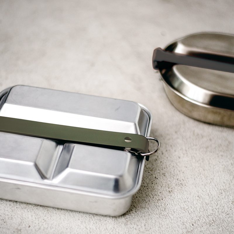 MESS KIT PAN (Round) Steel