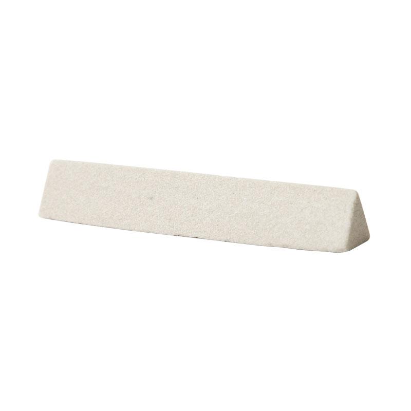 SANDSTONE CUTLERY HOLDER / White(Triangle)