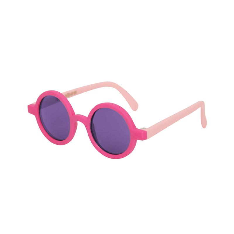 HONEY SUNGLASSES -Round / Pink C/G