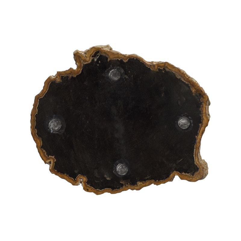WOOD COASTER / Black