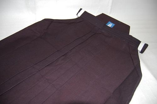 立ち姿決まる!日本製 正藍染袴 「藤」