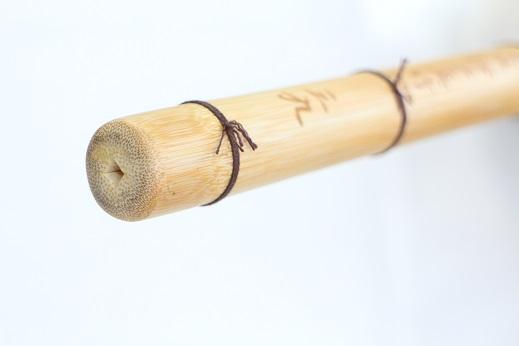 3.9尺 国産真竹 柄の太さが選べる竹刀 神山清舟