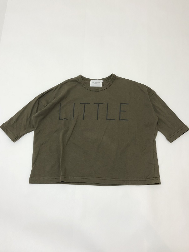 ●30%OFF【大人サイズ】nunuforme 18AW little T