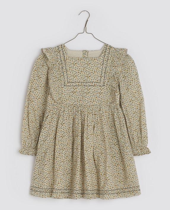 Chloe dress vintage floral  21AW/無料ラッピング不可
