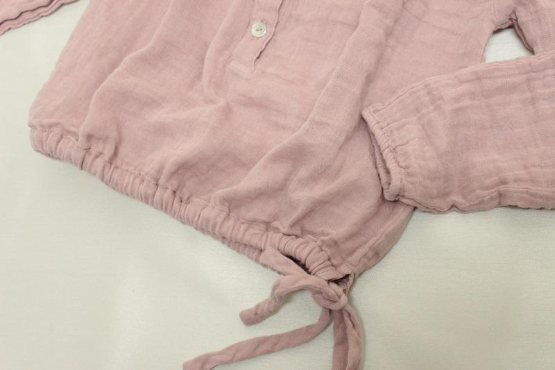 ★70%OFF★numero74 NAIA SHIRT/Dusty Pink