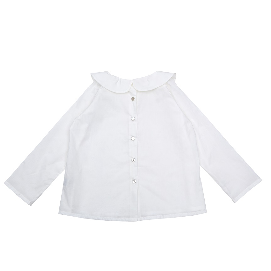 ●30%OFF Peterpan shirts/White 19AW