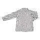 ●50%OFF Joachim shirt/grey stripe 18AW Pierrot la Lune