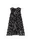 ●60%OFF Little creative factory 18SS Tap Smock Dress/BLACK