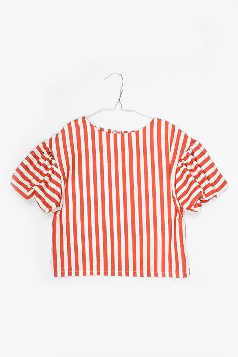●50%OFF LOLATOP 19SS/Orange stripes