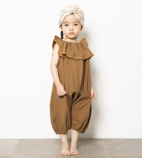 plette all in one /beige 21SS