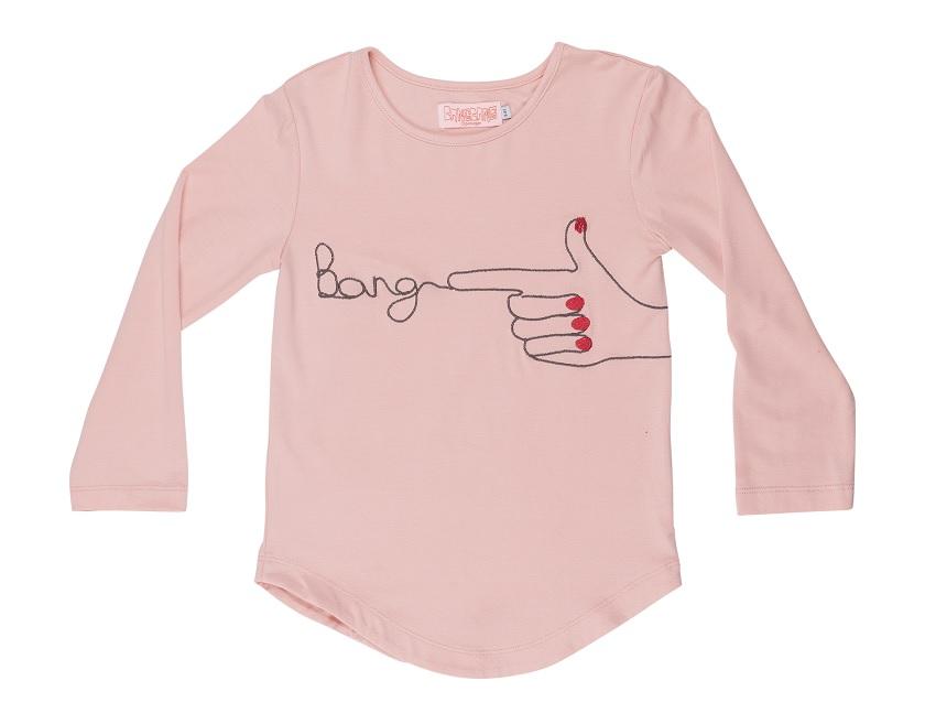 ●70%off BANGBANG Copenhagen 17AW T-shirt BANG Pink