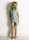 ●60%OFF yellowpelota 18SS Pijama Playsuit/Blue Sky