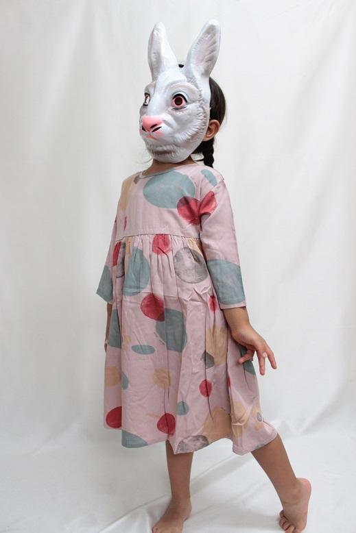●70%off muu muu 17AW KURURI DRESS/PINK