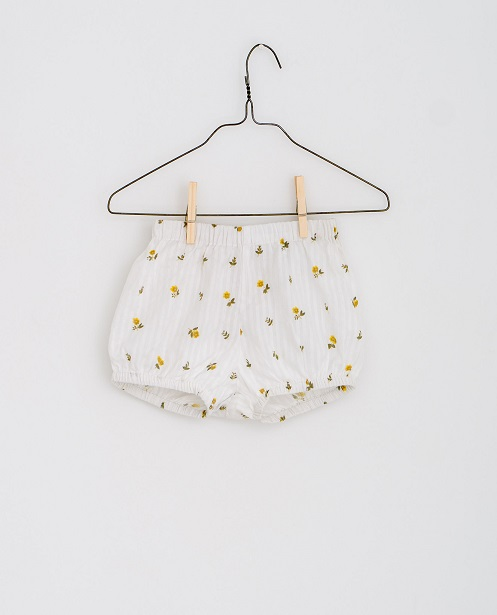 Poppy bloomers clover floral 21SS※無料ラッピング不可