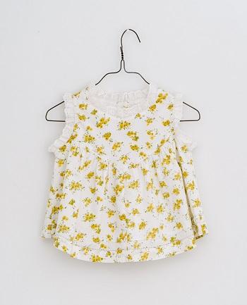 Rosa sun top buttercup floral 21SS ※無料ラッピング不可